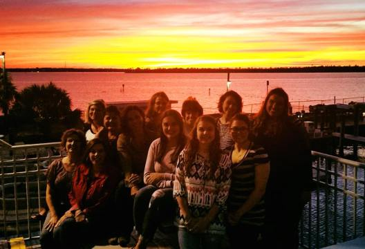 Ladies' Night at Flippers