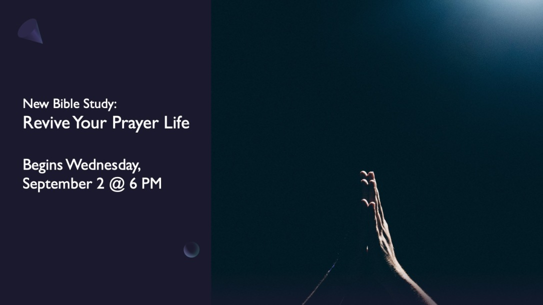 Revive Your Prayer Life